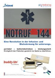buddy lite - Produktübersicht - gd medical AG