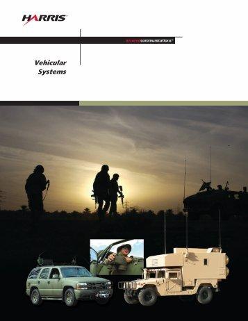 Vehicular Systems - Harris Corporation