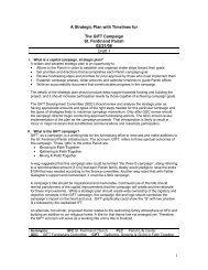Strategic Plan - St Ferdinand Parish - Home Page