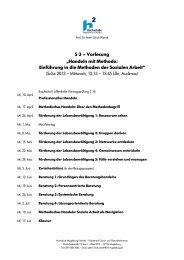 S3 - Programm SoSe 2013 - puwendt.de
