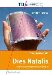 Dies Natalis - Technische Universiteit Eindhoven