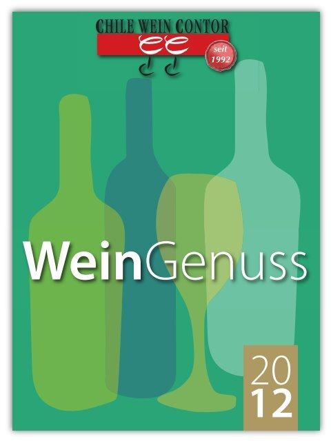 genuss probe - Chile Wein Contor