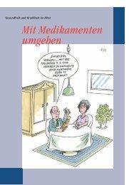 Kapitel 18 Mit Medikamenten umgehen - diePensionierung.ch
