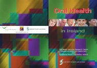 Oral Health - Dental Health Foundation