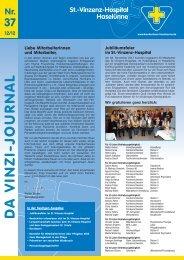 Da Vinzi - Dezember 2012.pdf - St.-Vinzenz-Hospital