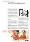 Sicherung von Eingangstüren in Kindergärten - INFOTHEK - Seite 3