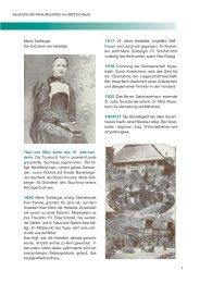Geschichte der Klinik Wysshölzli von 1892 bis 2011