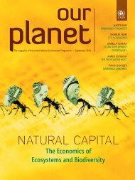 Natural Capital - The Economics of Ecosystems and ... - Our Planet