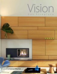 Product Brochure - European Home