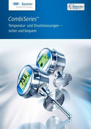 CombiSeriesTM - Baumer