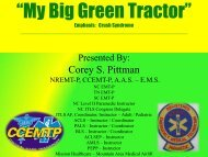 Tractor Accidents - Southeastern Emergency Equipment