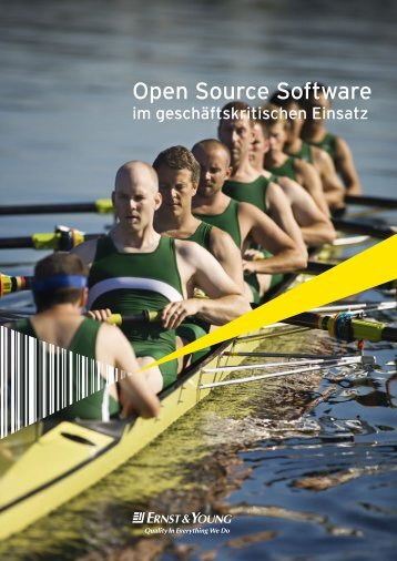 Open Source Software - Ernst & Young