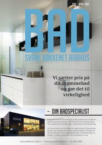 – DIN BADSPECIALIST - Svane Køkkenet
