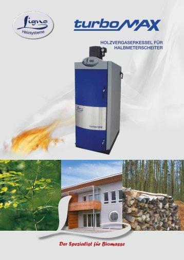Der Spezialist für Biomasse - NOTHAFT Heiztechnik