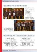 JAHRESBERICHT 2013 - Freiwillige Feuerwehr Lasberg - Seite 6