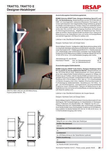 tratto bemm. Black Bedroom Furniture Sets. Home Design Ideas