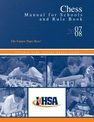 Chess Manual 04-05 - Palatine High School