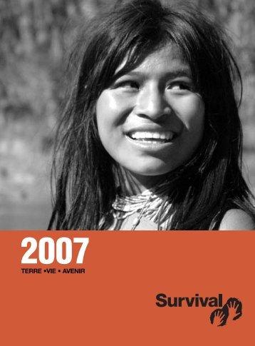 2007 - Survival International