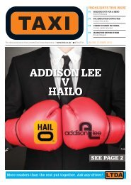 Issue 293 - TAXI Newspaper