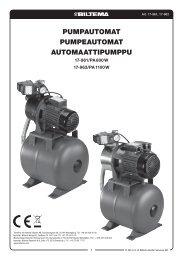 PumPautomat PumPeautomat automaattiPumPPu - Biltema