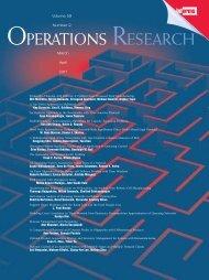 Front Matter (PDF) - Management Science - Informs