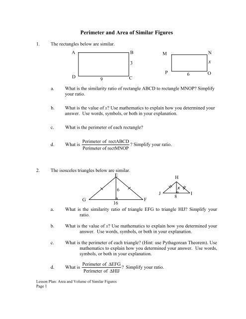 triangle word problems worksheets further Similar Figures Worksheet 7th Grade   Worksheet   Spreadsheet 2018 moreover x Perimeter and Area of Similar Figures   mdk12 likewise  as well Similar Figure Notes Worksheets   Teaching Resources   TpT as well Area Of Triangles Worksheet   Mychaume further Area and Perimeter of Similar Polygons   Read     Geometry   CK 12 moreover Finding Missing Sides Of Similar Triangles Worksheet Similar Figures also Solving Proportions Similar Figure Worksheet by Alge Funsheets besides Geometry Worksheets   Similarity Worksheets besides Similar Figures Worksheet Answer Key   Free Printables Worksheet furthermore Similar figures Practice Worksheet   7th Grade Math   Angles besides Congruence and Similarity Worksheet   Problems   Solutions furthermore Seventh Grade Geometry Worksheets Luxury Similar Figures Worksheet together with  also Solving Right Triangles Worksheet With Answers Similar Figures. on area of similar figures worksheet