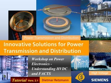 Power Transmission and Distribution - Siemens