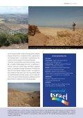 IZRAELIS. 8 MARÅRUTO PERLIUKAI - Page 6