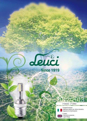 Leuci 2012/2013 - Relco Group