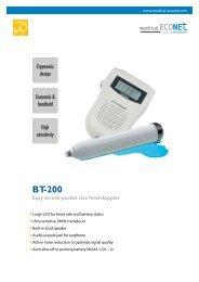 BT-200 - Medical Econet GmbH
