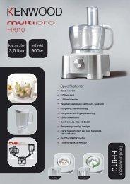 900w 3,0 liter - Witt Hvidevarer A/S