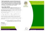 Payment by direct debit - South Derbyshire District Council