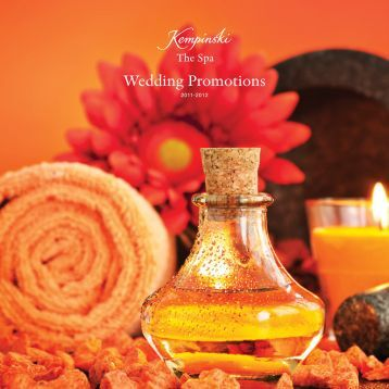 Wedding Promotions