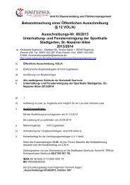 Bekanntmachung_68-2013_12-06-2013 - Saarlouis
