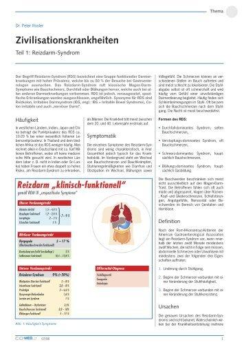 Reizdarm - Vitatest