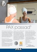 pax passad - Badeeksperten AS - Page 2