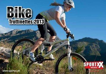 Trottinettes 2013 Trottinettes 2013 - SportXX
