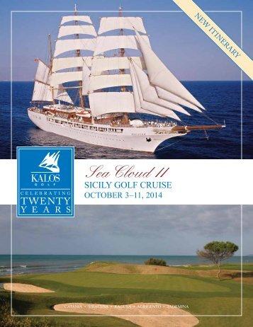 October 3-11, 2014 - Kalos Golf