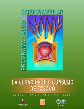 La cesación del consumo de tabaco - Treatobacco.net