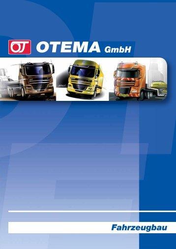 Fahrzeugbau - OTEMA GmbH