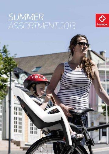 summer assortment 2013 - Hamax