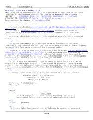 ORDIN nr. 5.555 din 7 octombrie 2011 pentru aprobarea ...