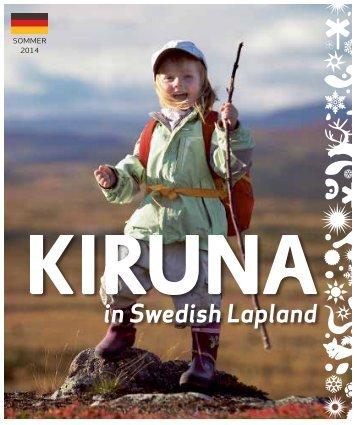 SOMMER 2014 - Kiruna