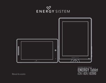 ENERGY Tablet - Energy Sistem