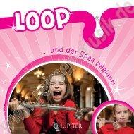 Prospekt Jupiter D-Loop Flöte - Reisser Musik