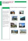 Hausverkabelung Univers MCS - Kablan AG - Seite 2
