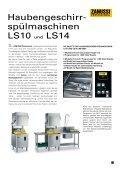 Garantierte nachspülung - Electrolux - Seite 7