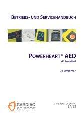 POWERHEART® AED - Cardiac Science