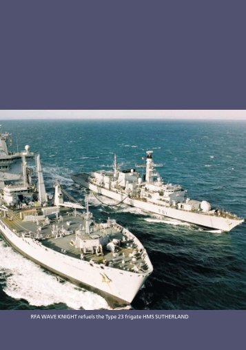 Chapter 5 — Maritime Logistics and Support