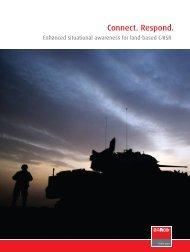 Enhanced situational awareness for land-based C4ISR - Military ...